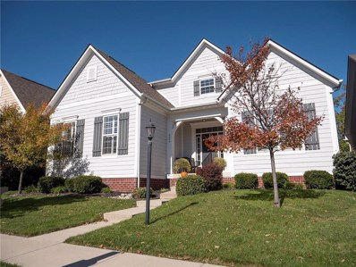 6244 Newark Drive, Noblesville, IN 46062 - MLS#: 21604053