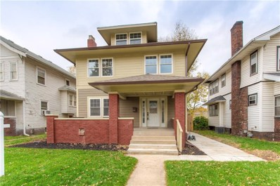 3828 Carrollton Avenue, Indianapolis, IN 46205 - #: 21604111
