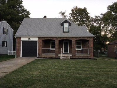 3511 Forest Manor Avenue, Indianapolis, IN 46218 - #: 21604266