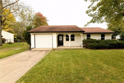 1136 Mopac Court, Indianapolis, IN 46217 - MLS#: 21604290