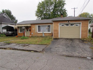 160 S Grant Street, Martinsville, IN 46151 - MLS#: 21604393