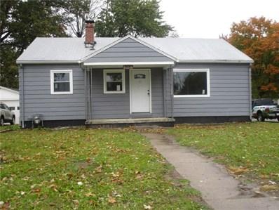 1006 Cottage, Crawfordsville, IN 47933 - MLS#: 21604409