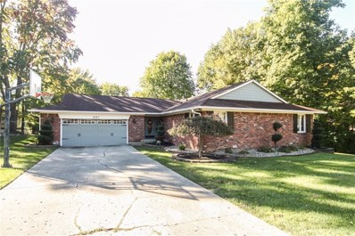 897 Sleepy Hollow Place, Greenwood, IN 46142 - #: 21604419