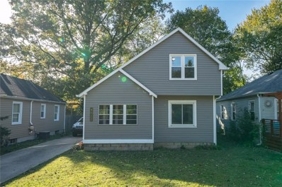 4632 Kingsley Drive, Indianapolis, IN 46205 - #: 21604433