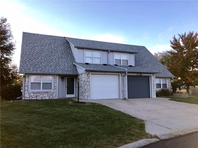 526 Paradise Way W UNIT A, Greenwood, IN 46143 - #: 21604459
