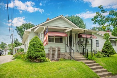 899 N Walnut Street, Franklin, IN 46131 - MLS#: 21604499