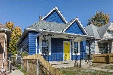 1526 Lawton Avenue, Indianapolis, IN 46203 - MLS#: 21604514