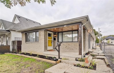 828 Cottage Avenue, Indianapolis, IN 46203 - #: 21604542