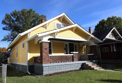 431 N Dequincy Street, Indianapolis, IN 46201 - MLS#: 21604679