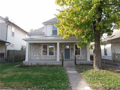 1022 S Pershing Avenue, Indianapolis, IN 46221 - MLS#: 21604737