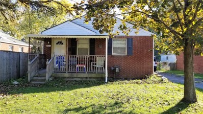 401 S Webster Avenue, Indianapolis, IN 46219 - #: 21604753