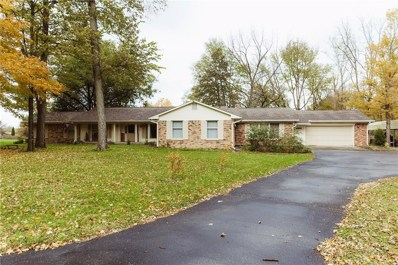 5884 W Woodcrest Drive, New Palestine, IN 46163 - #: 21604903