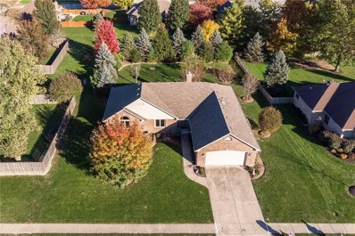645 Horatio Drive, Avon, IN 46123 - #: 21605039