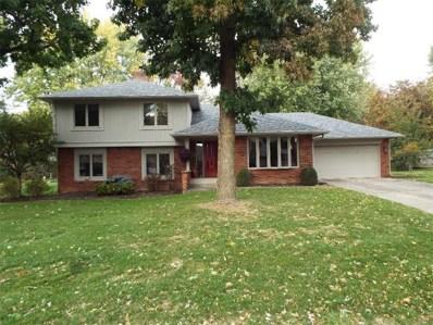 8533 Winding Ridge Road, Indianapolis, IN 46217 - #: 21605063