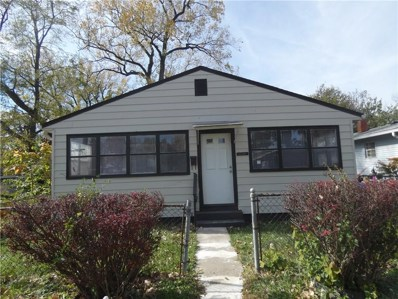 1136 S Kealing Avenue, Indianapolis, IN 46203 - #: 21605082