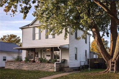 818 W Washington Street, Alexandria, IN 46001 - MLS#: 21605093