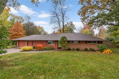 9860 Chambray Drive, Indianapolis, IN 46280 - #: 21605126
