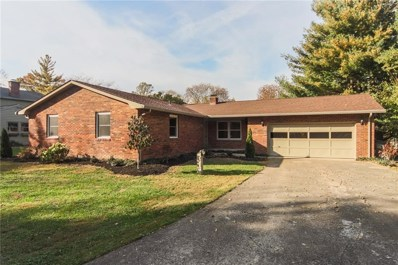 3876 W South Wood Lake Drive, Columbus, IN 47201 - #: 21605168