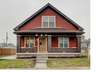 824 E Minnesota Street, Indianapolis, IN 46203 - #: 21605215