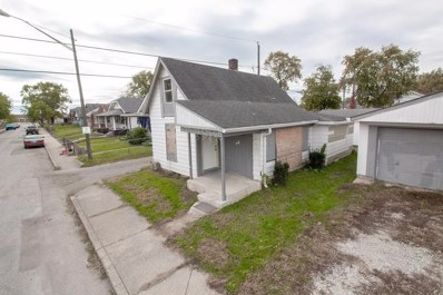 1510 Hiatt Street, Indianapolis, IN 46221 - MLS#: 21605237