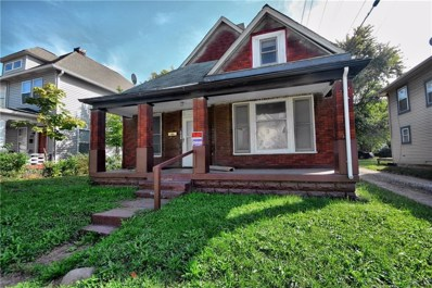 351 W 28th Street, Indianapolis, IN 46208 - #: 21605256