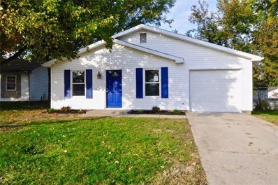 8050 Winchester Place, Indianapolis, IN 46227 - MLS#: 21605307