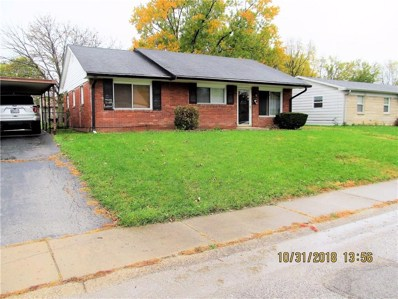 1450 S Oxford Street, Indianapolis, IN 46203 - #: 21605334