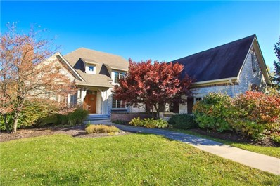 1 Stone Wall Lane, Zionsville, IN 46077 - #: 21605349
