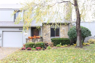 505 Conner Creek Drive, Fishers, IN 46038 - MLS#: 21605400