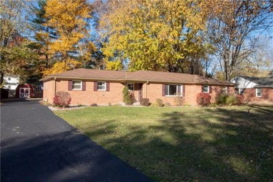 1410 Shawnee Road, Indianapolis, IN 46260 - #: 21605440