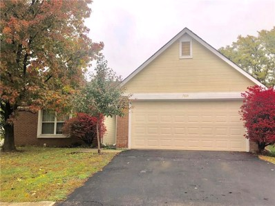 7618 Trophy Club Drive S, Indianapolis, IN 46214 - #: 21605474