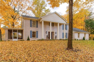 8550 Silver Ridge Court, Indianapolis, IN 46278 - #: 21605485