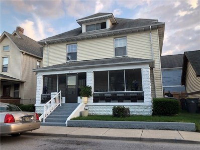645 E 23rd Street, Indianapolis, IN 46205 - #: 21605522
