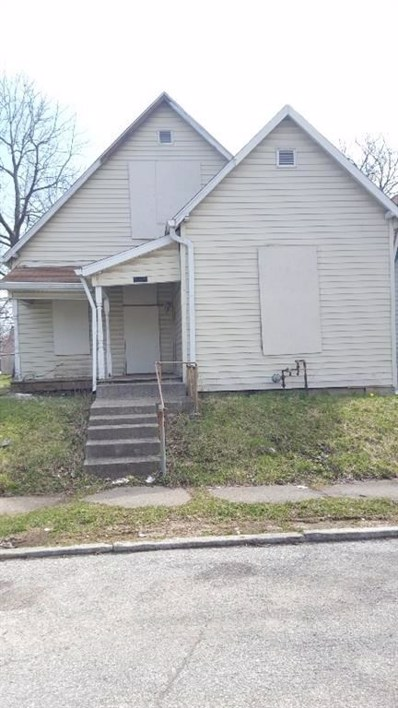 1205 S Randolph Street, Indianapolis, IN 46203 - #: 21605559