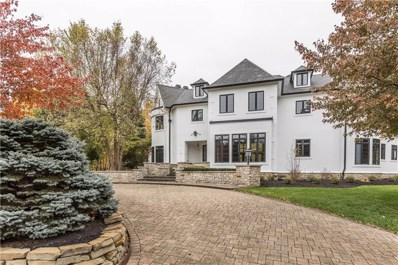 8911 Summer Estate Drive, Indianapolis, IN 46256 - #: 21605576
