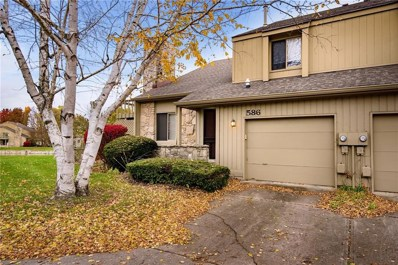 586 Conner Creek Drive, Fishers, IN 46038 - MLS#: 21605580