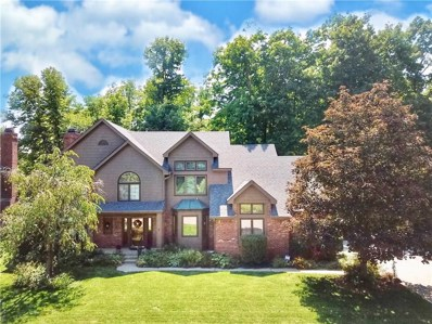 11625 Tidewater Drive S, Indianapolis, IN 46236 - #: 21605605