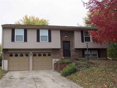 1016 Yellow Pine Court, Indianapolis, IN 46217 - MLS#: 21605611