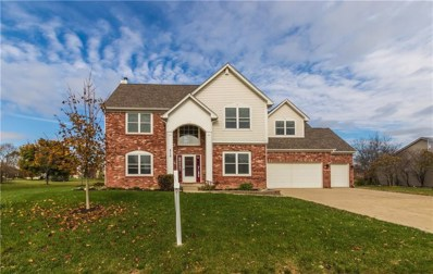 310 Mcintosh Lane, Westfield, IN 46074 - #: 21605632
