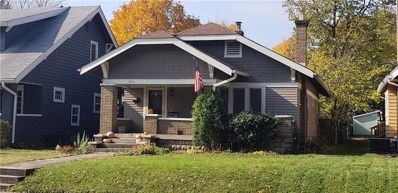 4236 Rookwood Avenue, Indianapolis, IN 46208 - #: 21605744