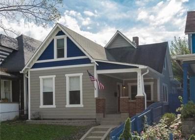 1221 Hoyt Avenue, Indianapolis, IN 46203 - MLS#: 21605776