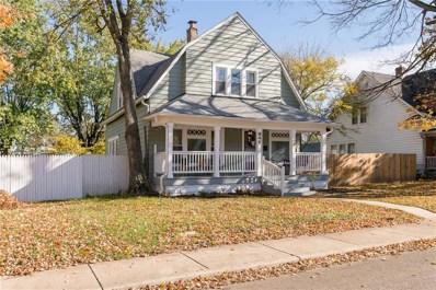 945 Tecumseh Street, Indianapolis, IN 46201 - #: 21605799