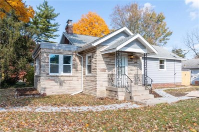 5902 E New York Street, Indianapolis, IN 46219 - #: 21605808