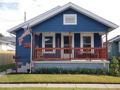1022 S Tompkins Street, Shelbyville, IN 46176 - MLS#: 21605828