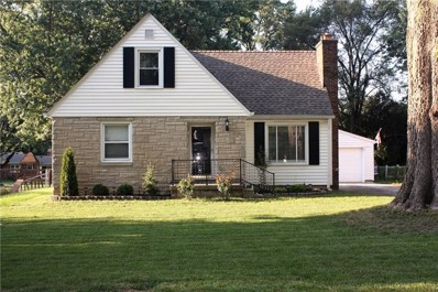 106 Hoss Road, Indianapolis, IN 46217 - #: 21605835