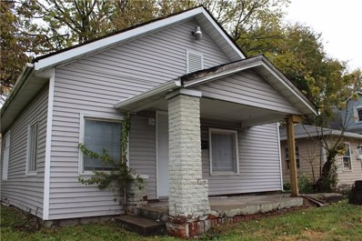 3844 E 30TH Street, Indianapolis, IN 46218 - #: 21605863