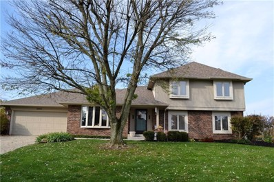 2460 Woodsway Drive, Greenwood, IN 46143 - #: 21605921