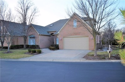 1662 Dorrell Court, Greenwood, IN 46143 - #: 21605986