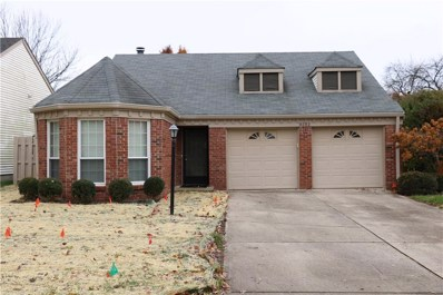 9382 Colony Pointe West Drive, Indianapolis, IN 46250 - #: 21606023