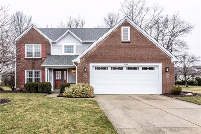 10864 Thistle Ridge, Fishers, IN 46038 - #: 21606051